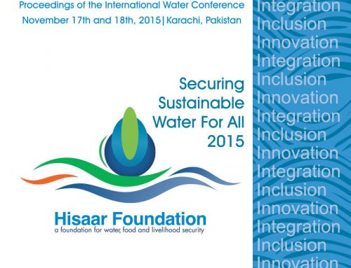 Hisaar Foundation Conference 2015 Report