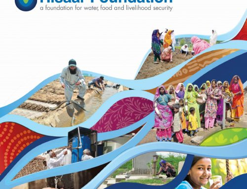 Hisaar Foundation's First 10 Years Report, 2003-2013