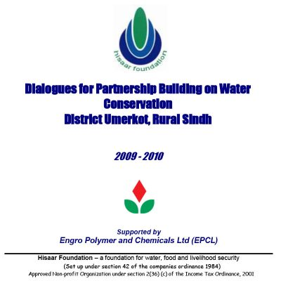 HF ENGRO Activities Combined Report 2009-2010