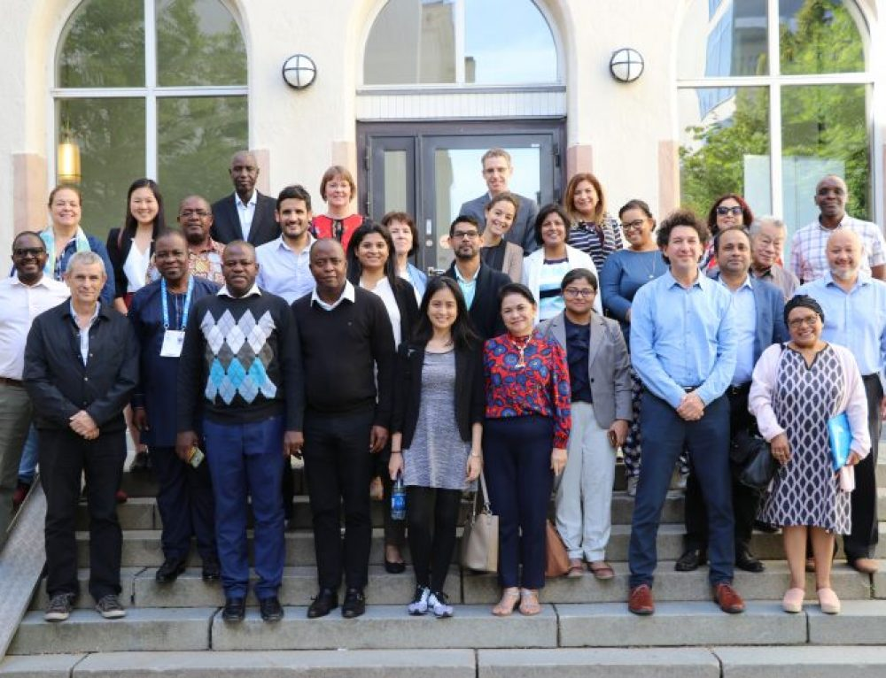 Cap-Net Annual Networks Managers and Partners Meeting 2019