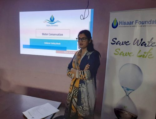 Unilever Safety Week Water Conservation Session